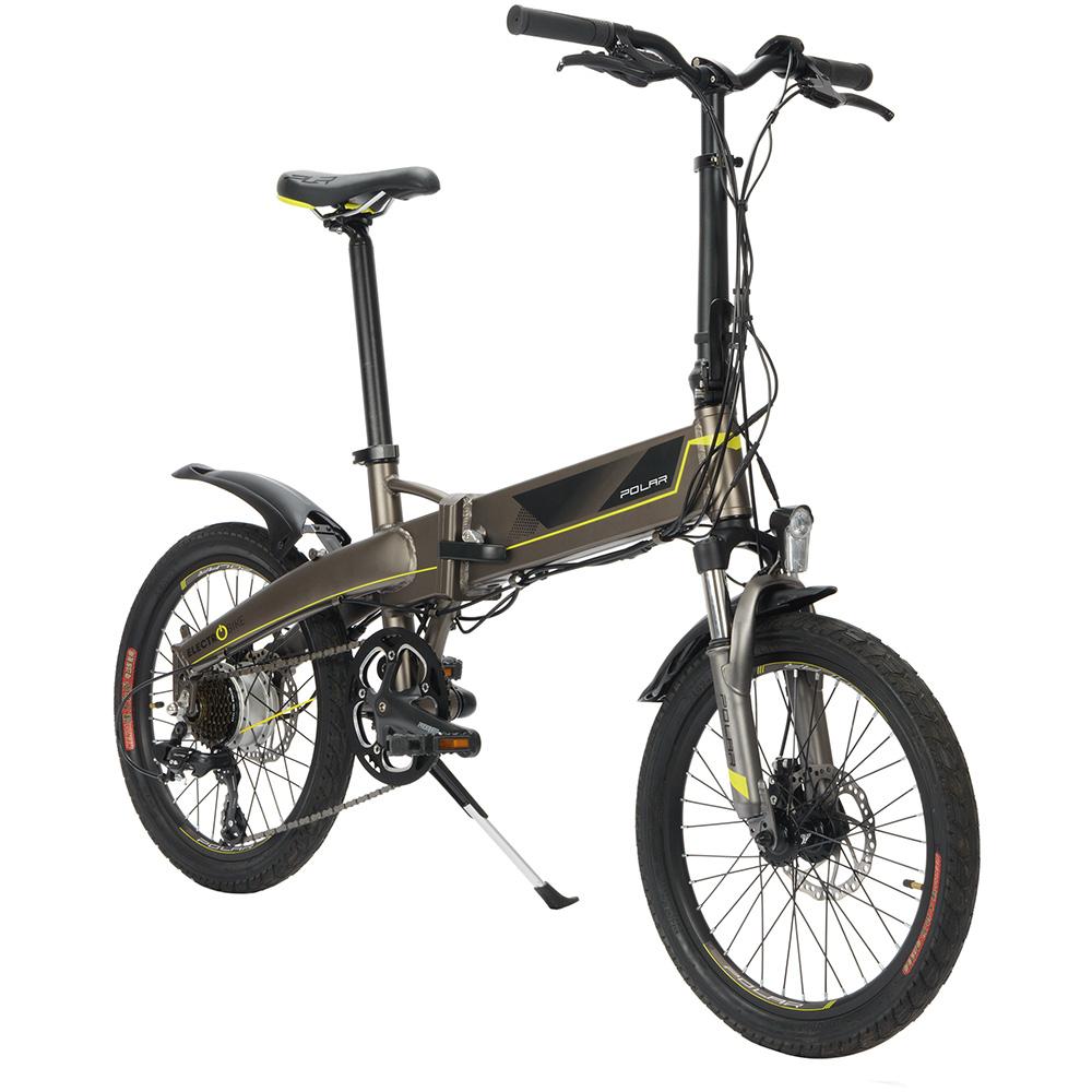 Электровелосипед Polar PBK 2007S POLARIS
