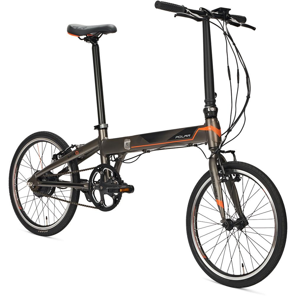 Электровелосипед Polar PBK 2001SL POLARIS